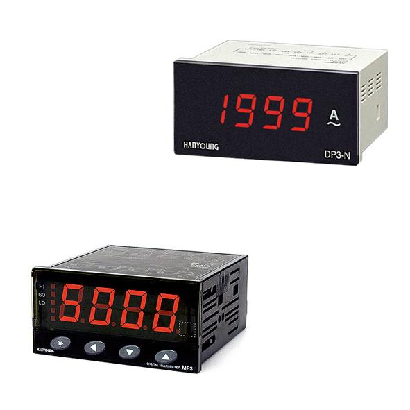 Panelmeter - Đồng hồ đo đa năng