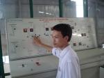 Hệ thống tủ bàn điều khiển